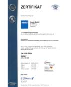 zertifikat - EN 9100:2009
